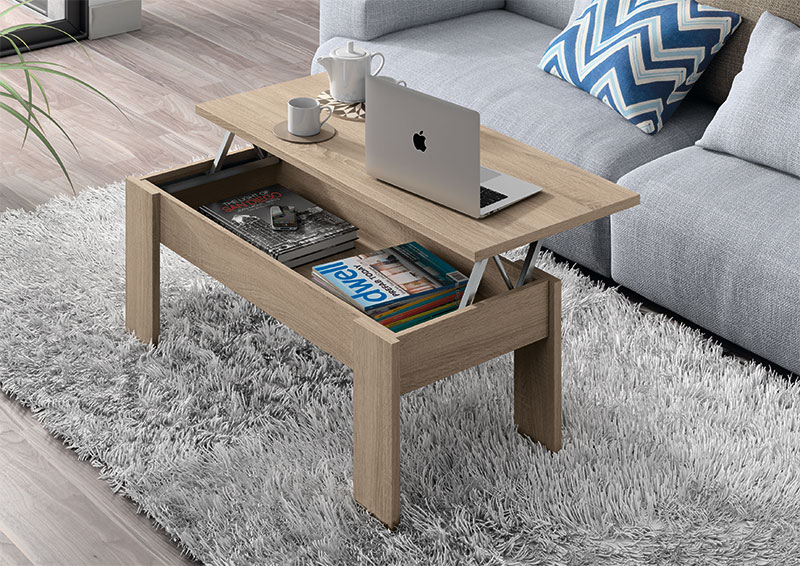 pon una mesa elevable barata en tu vida