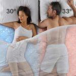 Colchones: La temperatura ideal para dormir: sal de los extremos