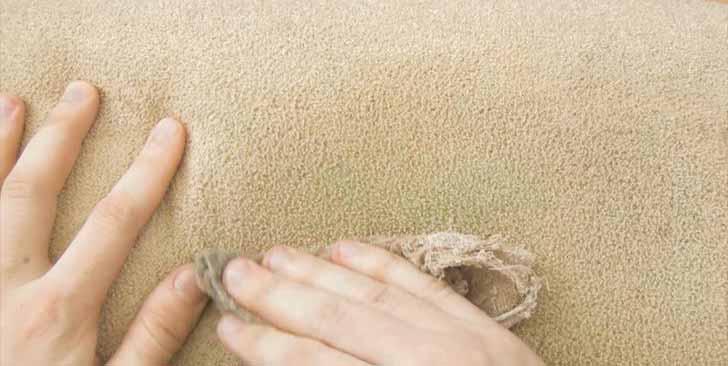 como limpiar sofa de tela