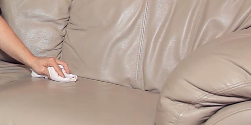 como limpiar un sofa de piel blanco muy sucio