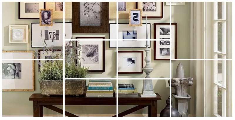 trucos para la decoracion de pasillos