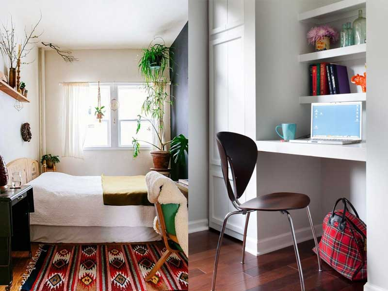 C mo decorar una habitaci n peque a trucos para abril de - Sofas para habitacion ...
