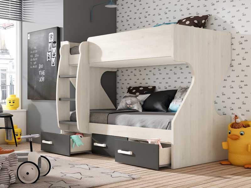 C mo decorar una habitaci n peque a trucos para abril de for Crear muebles juveniles