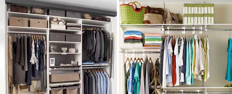 Hay varios métodos que puedes usar para tener un armario organizado. En el artículo te explicamos cómo hacerlo.