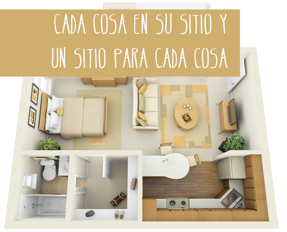 Blog decoracion mobiprix muebles sof s y colchones for Como disenar un departamento chico