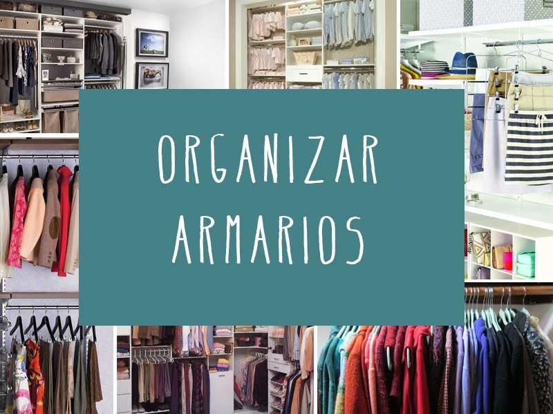 organizar armarios método konmari