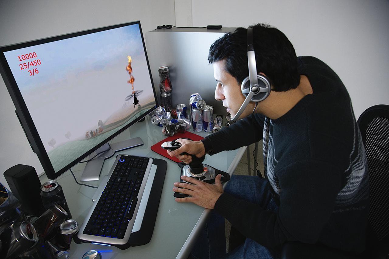 Una silla gamer es ideal para pasar largas horas ante el ordenador o la consola