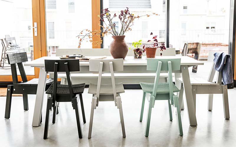 como elegir silla de comedor