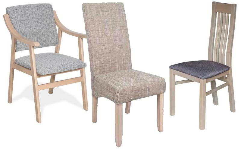 escoger sillas de comedor de madera