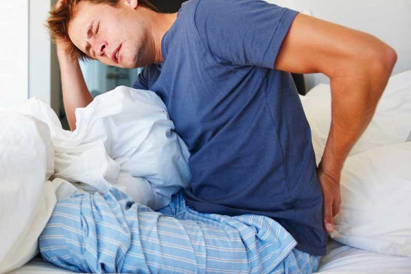 colchon viscoelastico dolor de espalda